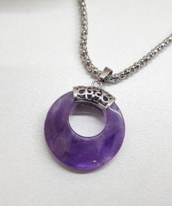 amethyst pendant for healing - amethyst pendant silver. amethyst pendant for sale - amethyst purple pendant