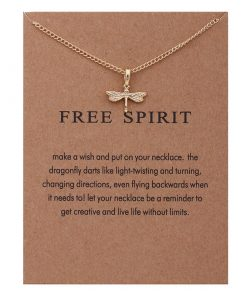 Free Spirit Charm for spiritual healing, wisdom and prosperity.