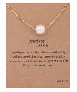 Pearl of Love Charm for spiritual healing, wisdom and prosperity.