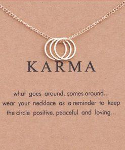 Good Karma - Luck Charm for spiritual healing, wisdom and prosperity.