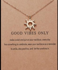 Good Vibes Charm for spiritual healing, wisdom and prosperity.