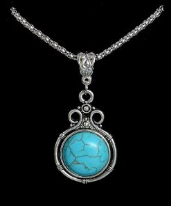 Protection necklace crystal, protection necklace pendant. Antique Turquoise necklaces for women – Turquoise Pendant. Turquoise Jewelry Set